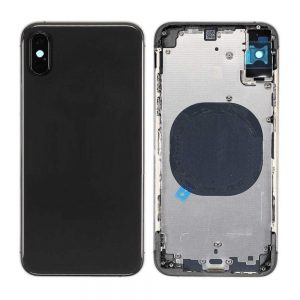 iPhone XS Back Panel Replacement - Space Gray