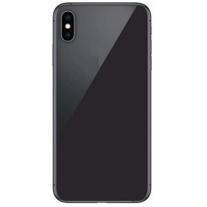 iPhone XS Max Back Panel Replacement - Spare Gray