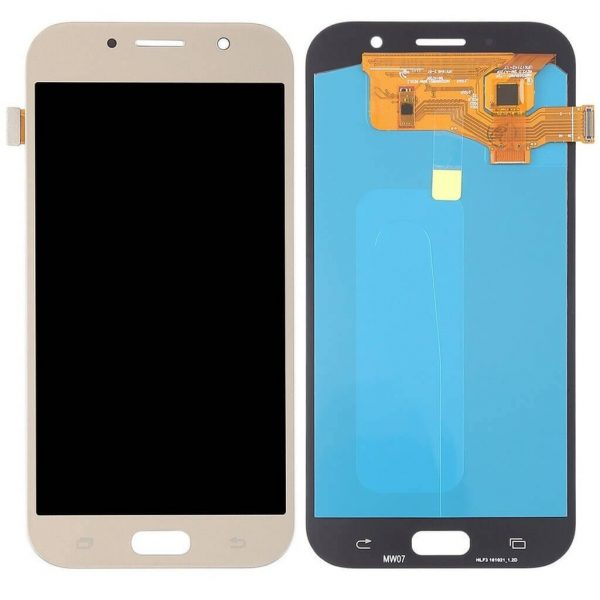 Samsung Galaxy A7 (2017) Display and Touch Screen Combo Replacement Original (SM-A720F) - Gold