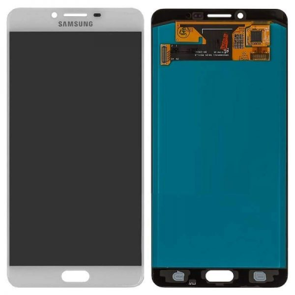 Samsung Galaxy C9 Pro Display and Touch Screen Combo Replacement Original (SM-C900F) - White