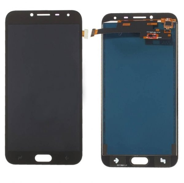 Samsung Galaxy J4 Display and Touch Screen Combo Replacement Original (SM-J400F) - Black