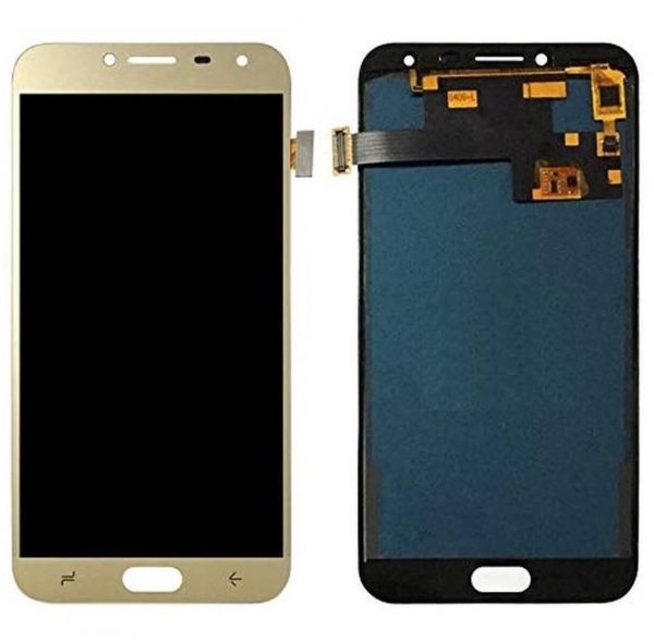 Samsung Galaxy J4 Display and Touch Screen Combo Replacement Original (SM-J400F) - Gold