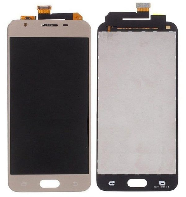 Samsung Galaxy J5 Prime Display and Touch Screen Combo Replacement Original (SM-G570F) - Gold
