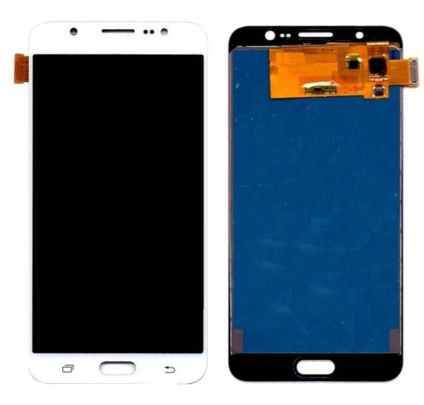 Samsung Galaxy J7 (2016) Display and Touch Screen Combo Replacement Original (SM-J710FN) - White