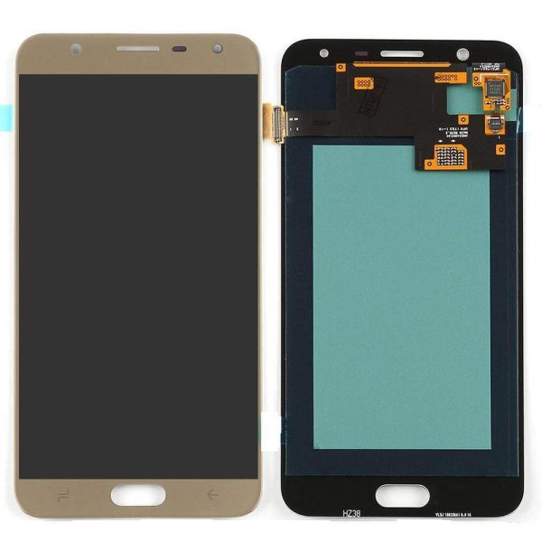 Samsung Galaxy J7 Display and Touch Screen Combo Replacement Original (SM-J700F) - Gold
