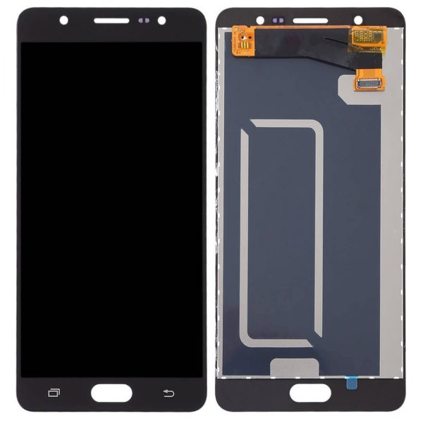 Samsung Galaxy J7 Max Display and Touch Screen Combo Replacement Original (SM-G615F) - Black