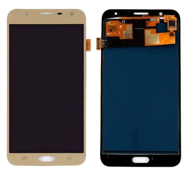 Samsung Galaxy J7 Nxt Display and Touch Screen Combo Replacement Original (SM-J701F) - Gold