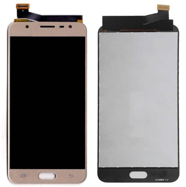 Samsung Galaxy J7 Prime Display and Touch Screen Combo Replacement Original (SM-G610F) - Gold