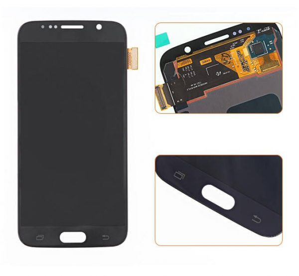 Samsung Galaxy S6 Display and Touch Screen Combo Replacement Original (SM-G920I) - Black
