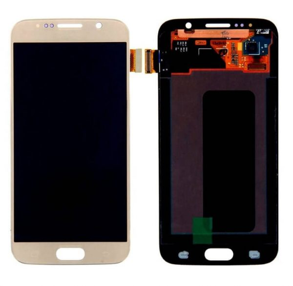 Samsung Galaxy S6 Display and Touch Screen Combo Replacement Original (SM-G920I) - Gold
