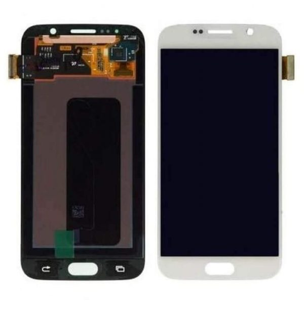 Samsung Galaxy S6 Display and Touch Screen Combo Replacement Original (SM-G920I) - White