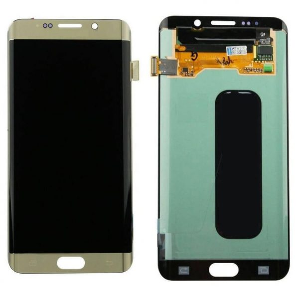 Samsung Galaxy S6 Edge Plus Display and Touch Screen Combo Replacement Original (SM-G928G) - Gold