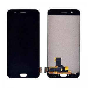 OnePlus 5 Display and Touch Screen Combo Replacement in India Black (A5000)