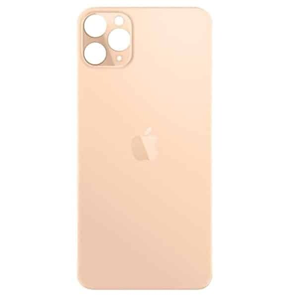 Apple iPhone 11 Pro Back Glass Rear Glass Back Cover Replacement - Gold