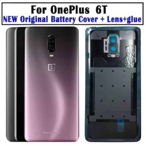 OnePlus 6T Back Panel Replacement in India Chennai Battery Cover