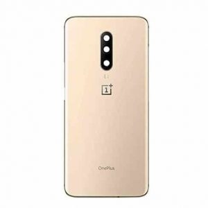 OnePlus 7 Pro Back Panel Replacement in India Chennai Battery Cover Almond