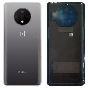 OnePlus 7T Back Panel Replacement in India Chennai Battery Cover Frosted Silver