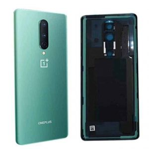 OnePlus 8 Back Panel Replacement in India Chennai Battery Cover Glacial Green