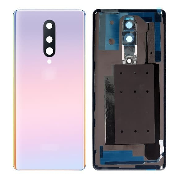 OnePlus 8 Back Panel Replacement in India Chennai Battery Cover - Interstellar Glow