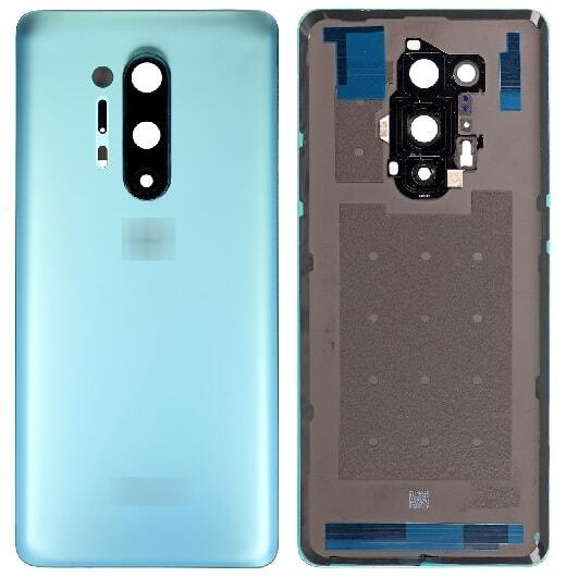OnePlus 8 Pro Back Panel Replacement in India Chennai Battery Cover - Glacial Green