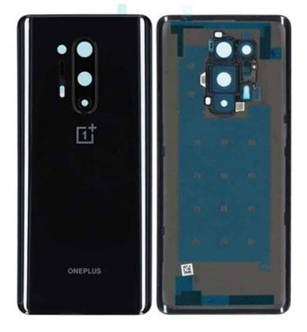 OnePlus 8 Pro Back Panel Replacement in India Chennai Battery Cover Onyx Black