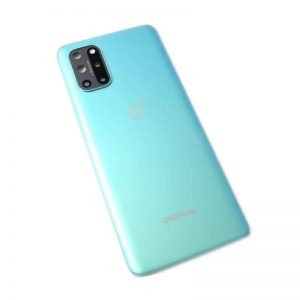 OnePlus 8T Back Panel Replacement in India Chennai Battery Cover Aquamarine Green