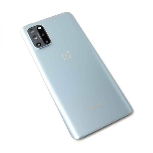 OnePlus 8T Back Panel Replacement in India Chennai Battery Cover Lunar Silver