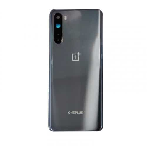 OnePlus Nord Back Panel Replacement in India Chennai Battery Cover Gray Onyx