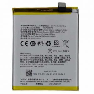 Realme U1 Battery Replacement Price in India Chennai - BLP683