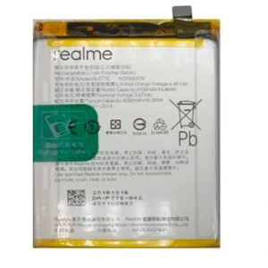 Realme X3 Battery Replacement Price in India Chennai - BLP775