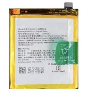 Oppo Reno 2 Battery Replacement Price in India Chennai - BLP735